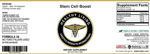 F24 Stem Cell Boost 150g/5.6oz