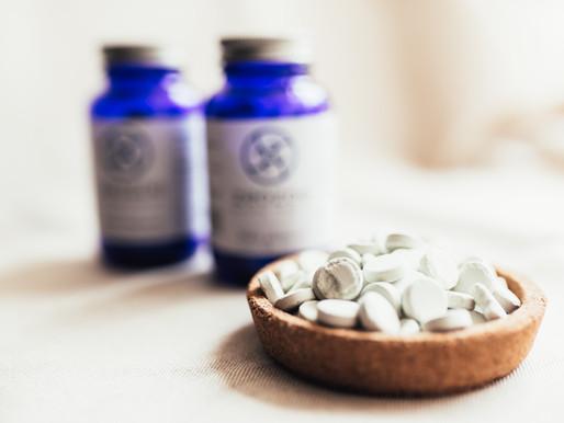 ZeoZoe prírodné zubné tablety