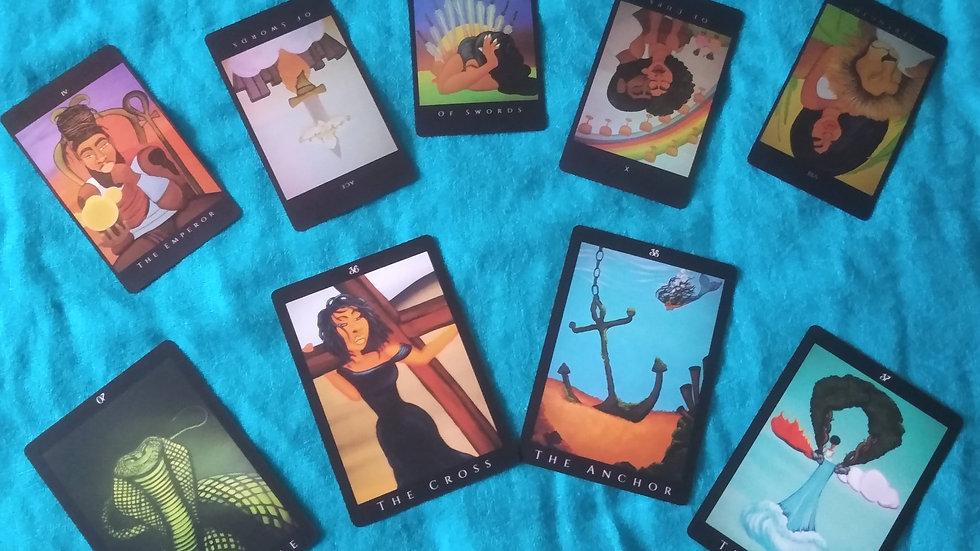 Tarot/ Oracle Reading