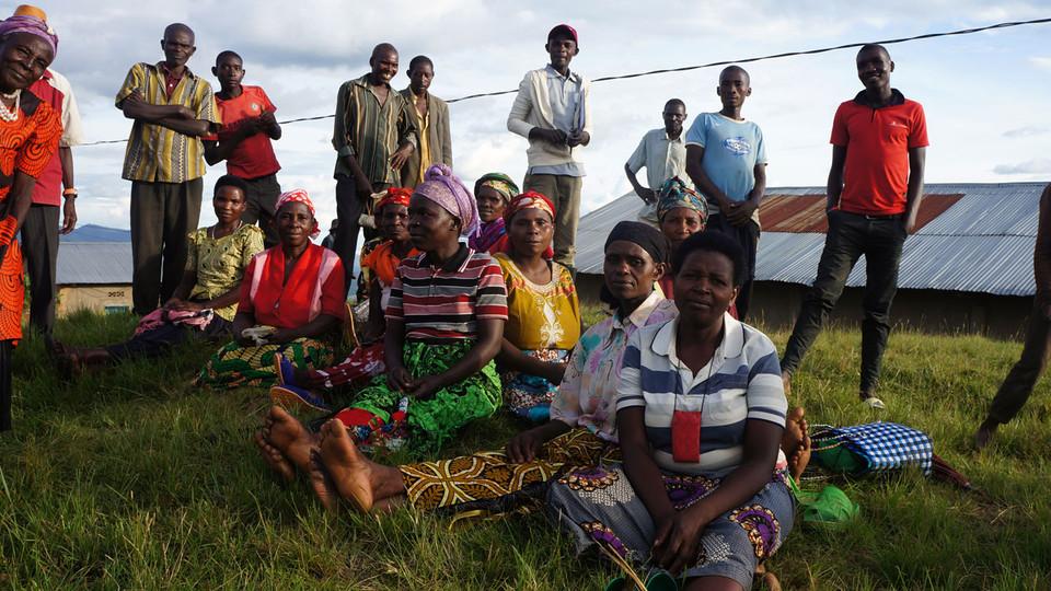 Community Coffee Rwanda