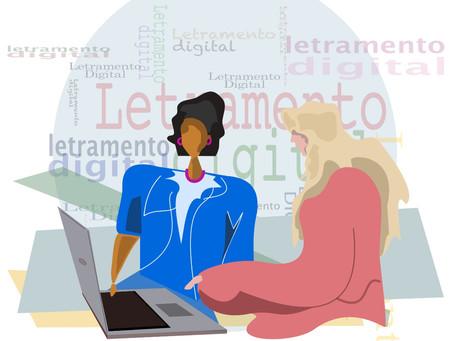 O letramento ou alfabetização digital