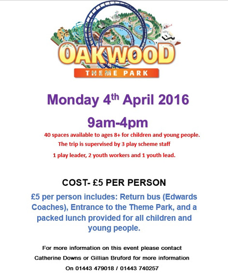 Oakwood Park Trip