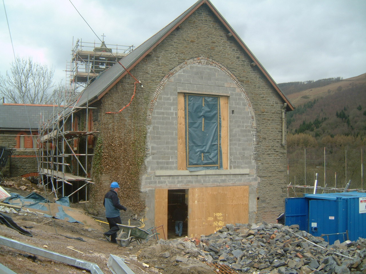 All Saints Renovation