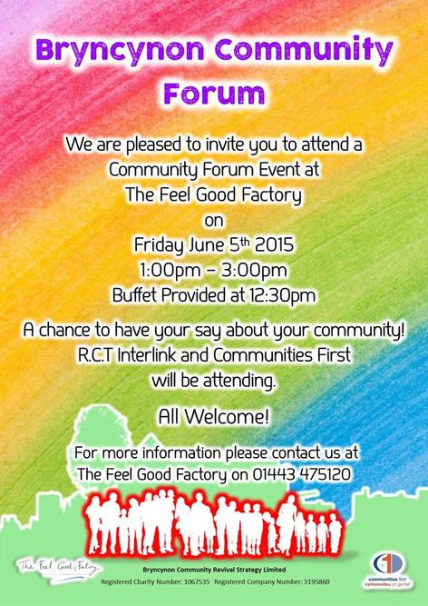 Bryncynon Community Forum