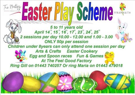 Easter Playscheme 2014