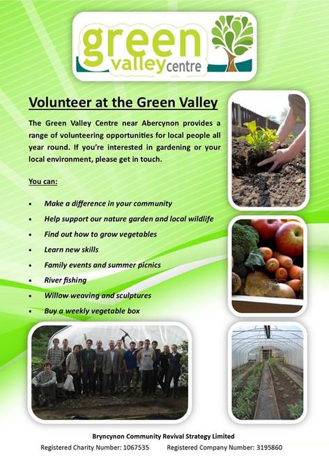 Keen Gardener, got spare time? Why not volunteer?