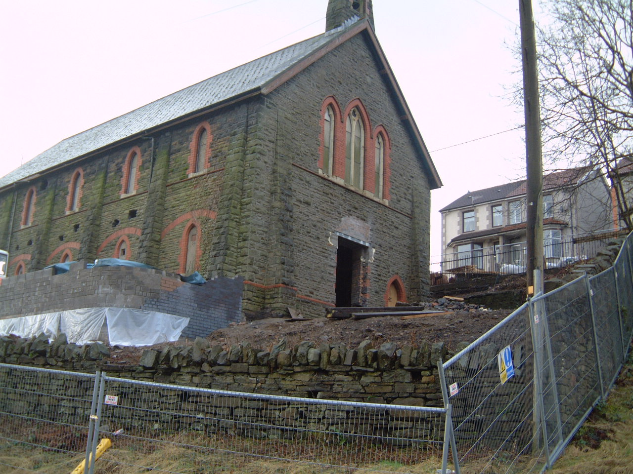All Saints Church Renovation - 2006