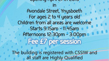 Childcare place available!