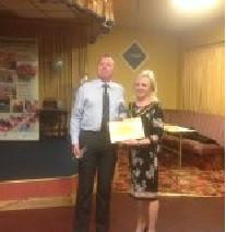 Our Award Winner - Alan James