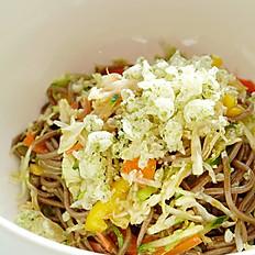 VEGAN SOBA Salad