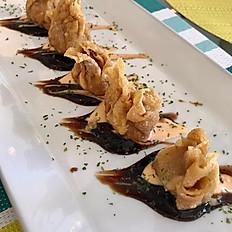 Boiled or Crispy Shrimp & Pork WONTONS