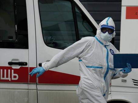 Coronavirus : en Russie, 10 600 nouveaux cas en une journée