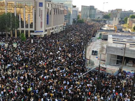 Manifestation Justice pour Adama à Paris : interdiction par la police, maintien par le collectif