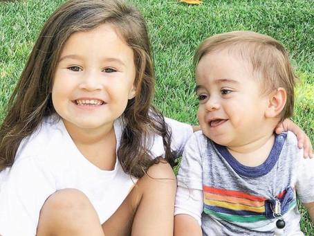 Une fillette de 4 ans a sauvé son jeune frère en faisant don de sa moelle osseuse.