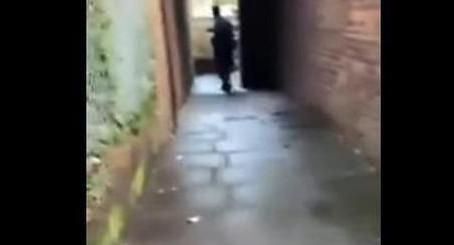 Une vidéo montre une femme qui a courageusement sauvée une jeune fille d'un enlèvement !