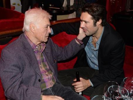"Guy Bedos, la lettre d'adieu de son fils Nicolas : ""On va t'emmener, maintenant"""