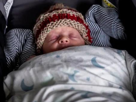 Une maman canadienne a accouché alors qu'elle était dans le coma du COVID-19.