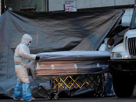 Coronavirus : le Royaume-Uni premier pays d'Europe à dépasser 30 000 morts