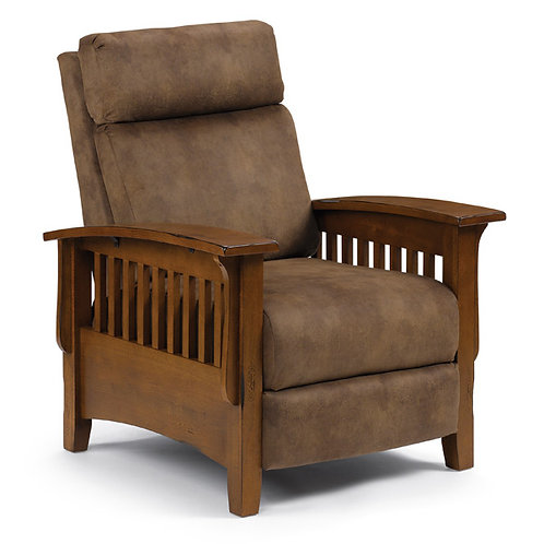 Tuscan Leather Recliner