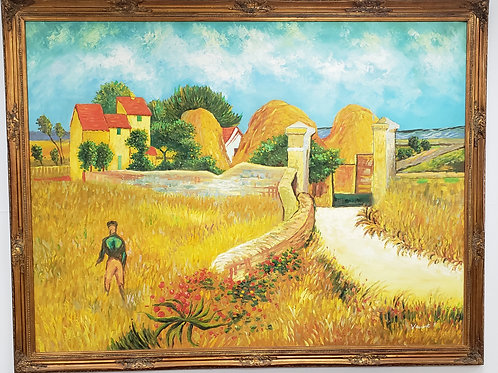 Extra Large Post-Impressionism Replica, Gallery Item 1003