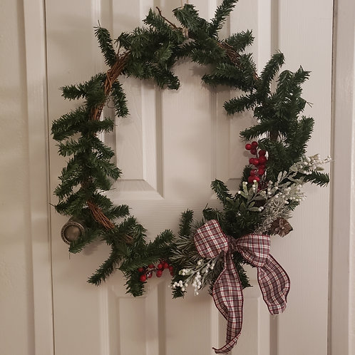 Charlie Brown Wreath