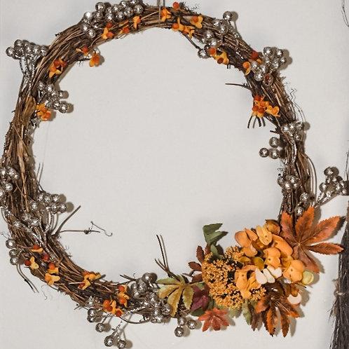 Wild Fall Nature Wreath