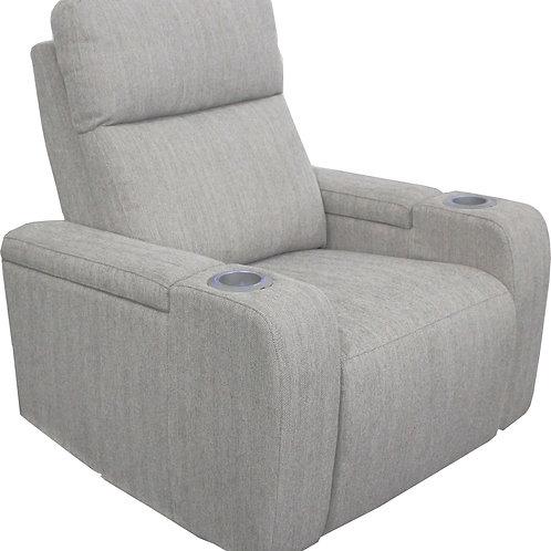 Orpheus modern storage recliner