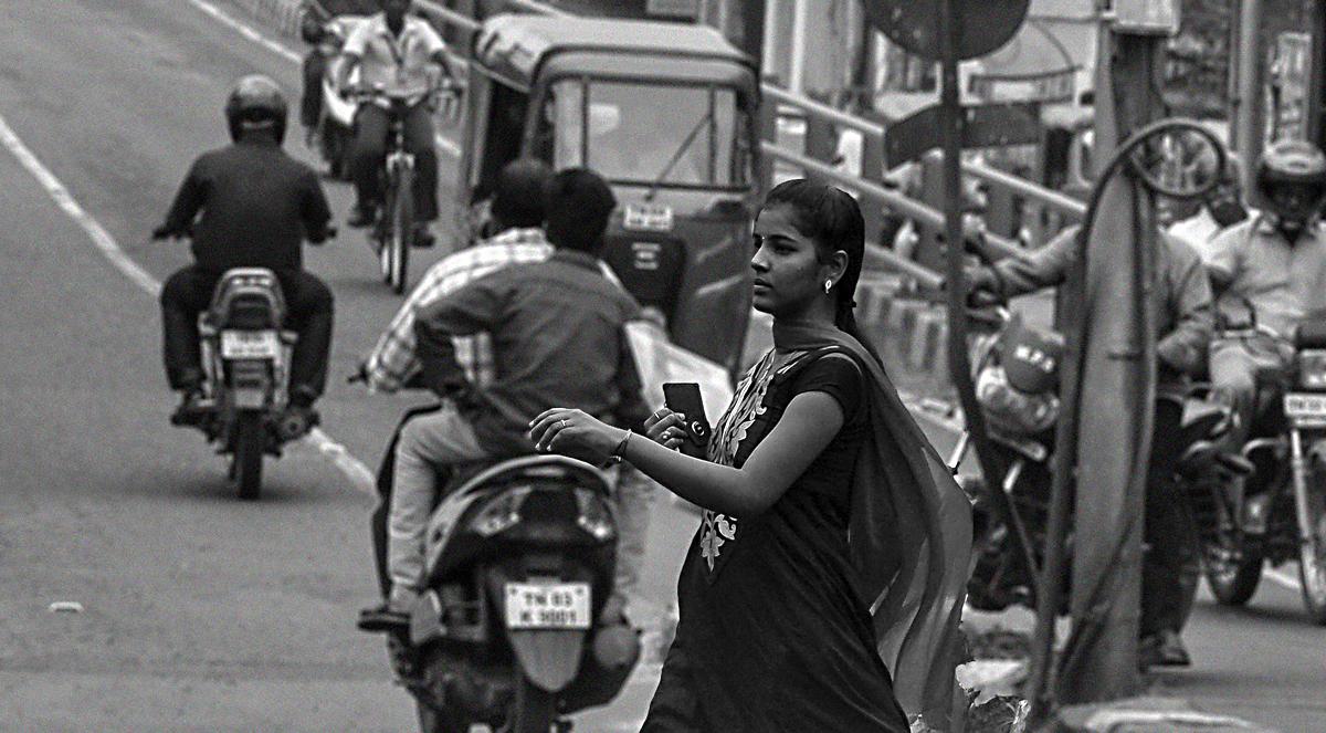INDIEN Chennai Menschen Tempel FINEST-onTour 7138-sw.jpg