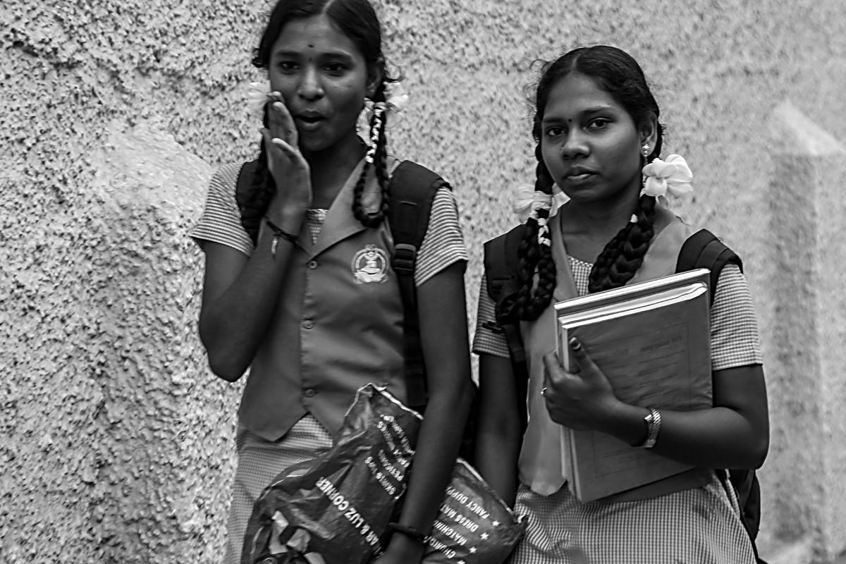 INDIEN Chennai Menschen Tempel FINEST-onTour 7207-sw.jpg