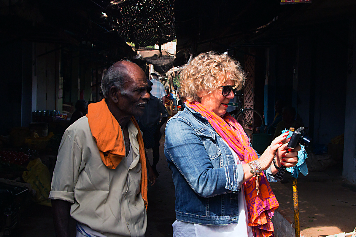INDIEN Kumily Thekkady Kumarakom Kerala Menschen Tempel FINEST-onTour 7912.jpg