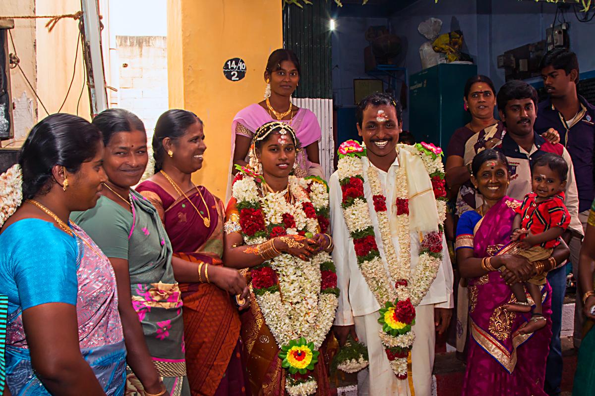INDIEN Kumily Thekkady Kumarakom Kerala Menschen Tempel FINEST-onTour 7945.jpg