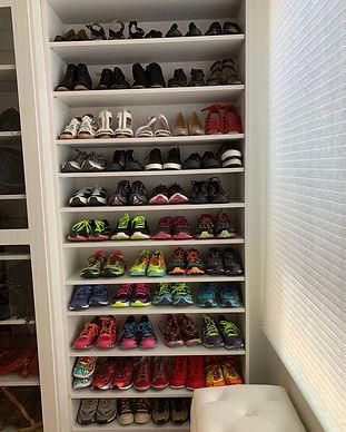 Detailed Closet