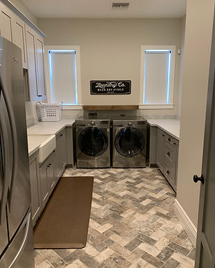 Laundry Room Unpacked