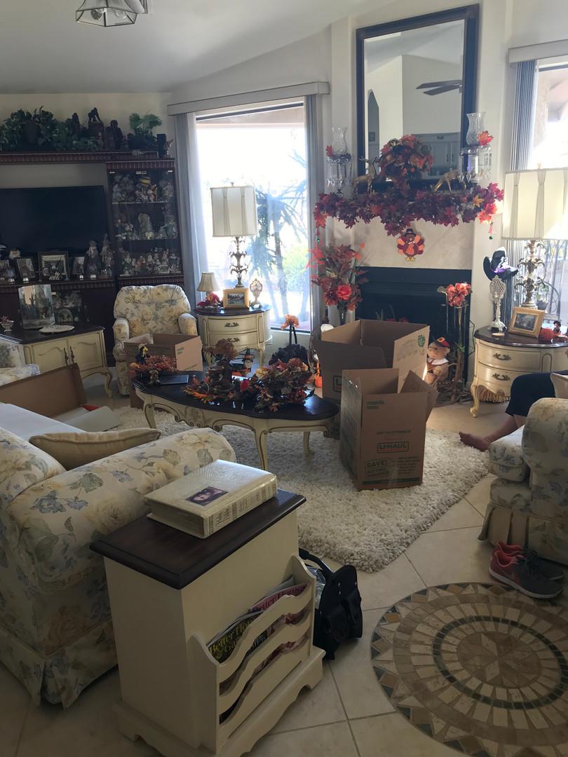 Downsizing & Moving help Scottsdale