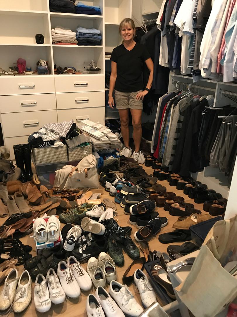 professional organizer arizona Unpacking