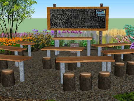 Vision for Outdoor Learning Center - January 13th - 8:00am Library