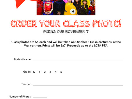 Order your class photo!