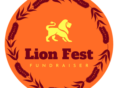 LION FEST! A letter from the PTA president