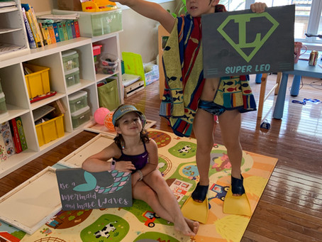 My Quarantine Diary: our evolution of homeschool