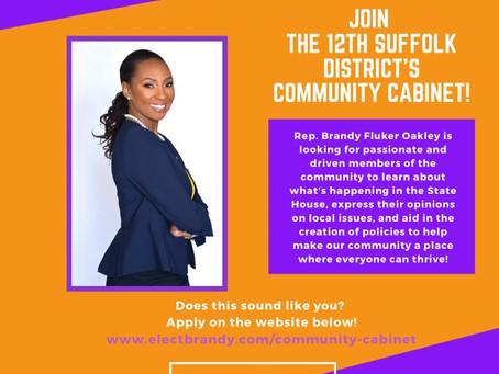 Community Cabinet