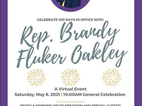 100 Days Virtual Celebration