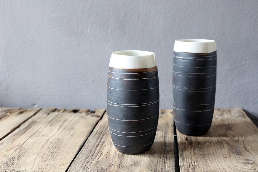 Vase schlank Moa