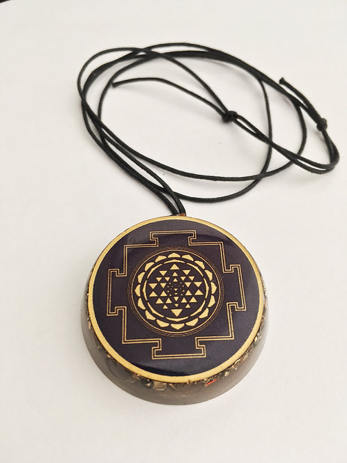 Sri Yantra Necklace