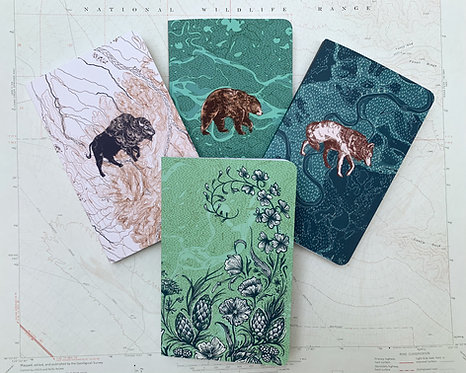 Wilderness Notebooks