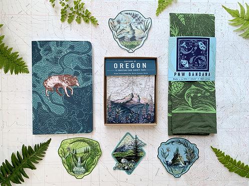Oregon Gift Set