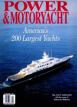 Power and MotorYacht - MY Limitless - No