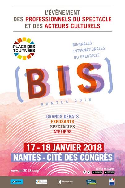 1NAME4ACREW aux BIS (Biennales Internationales du Spectacle)
