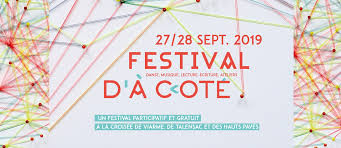 1name4acrew au festival d'à Côté !!