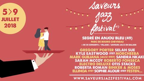 ZOUNDS à Saveurs Jazz Festival