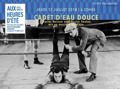 FOCUS SUR CADET D'EAU DOUCE